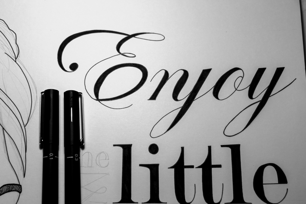 enjoy the little things processus créatif jb mus 06