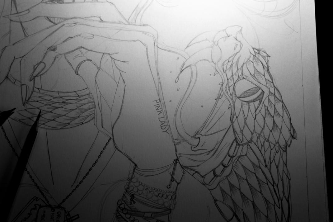 illustration adam tu reves eve et eve jb mus processus créatif 03