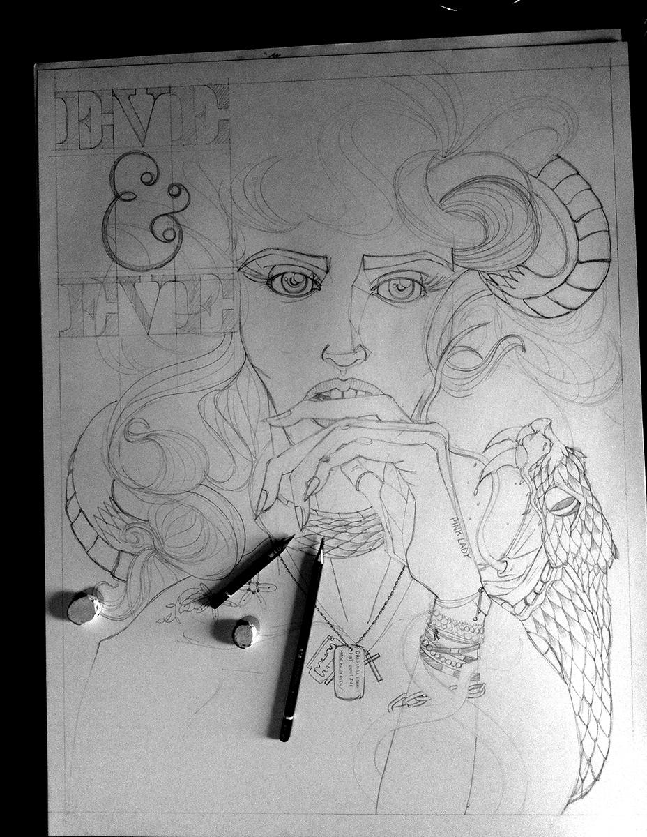 illustration adam tu reves eve et eve jb mus processus créatif 05