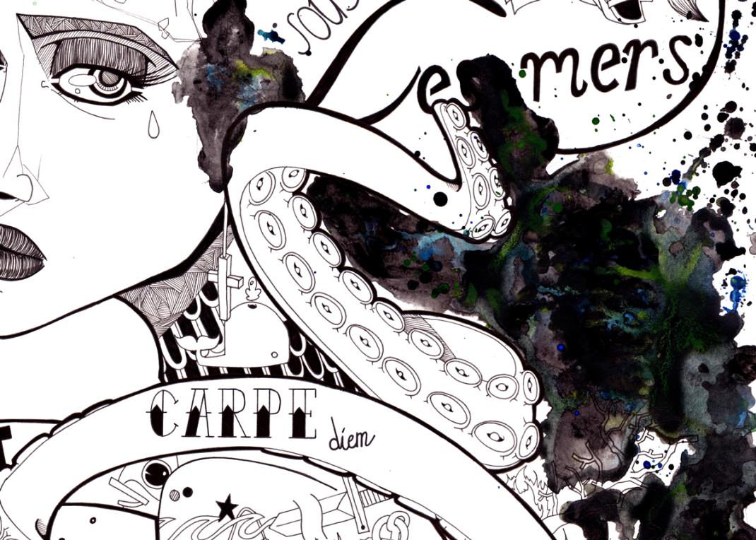 illustration carpe diem sous les mers jb mus détails 01