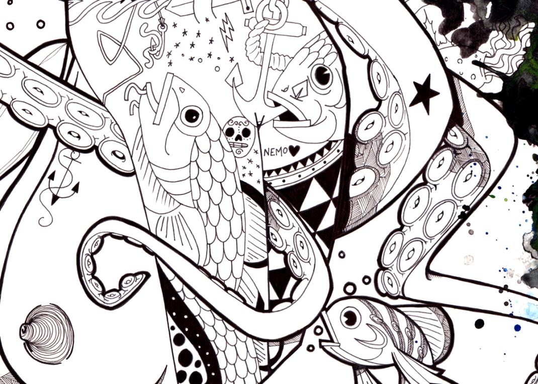 illustration carpe diem sous les mers jb mus détails 02