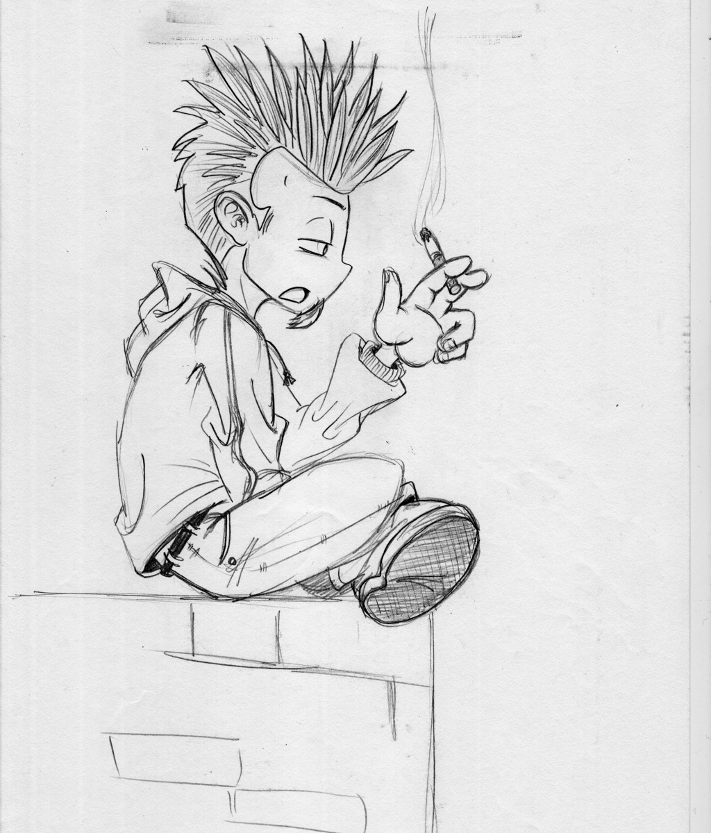 illustration illustrateur Jean-Baptiste MUS Toulon croquis dessin 2001 04