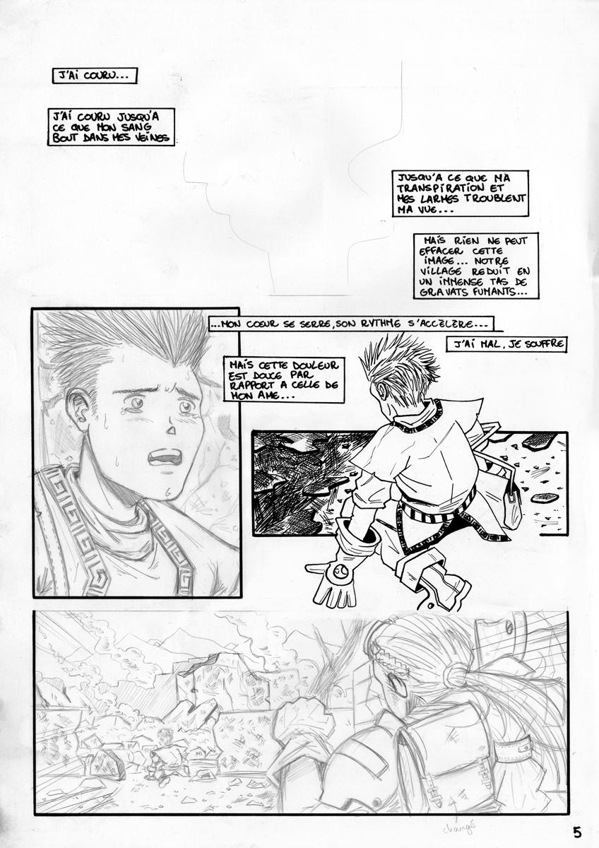 illustration bande dessinée Ascendancy illustrateur Jean-Baptiste MUS Toulon 05
